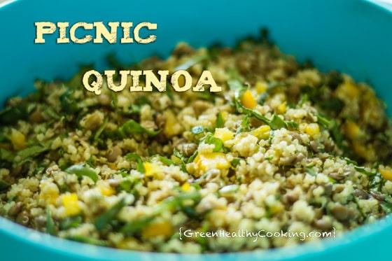 Picnic Quinoa