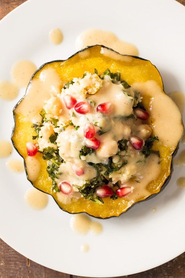 Lamb And Bulgur Stuffed Acorn Squash Recipes — Dishmaps