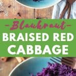 Braised Red Cabbage Pin