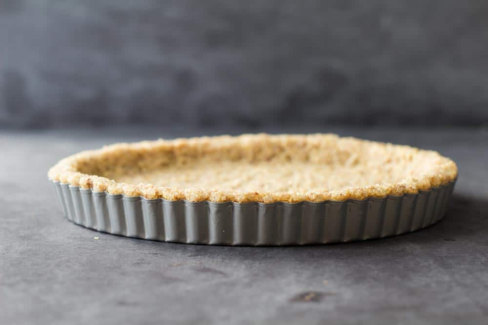 raw gluten free pie crust recipe