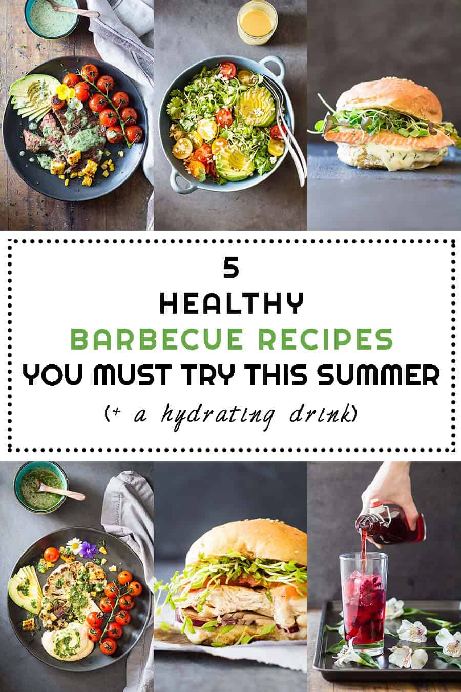 5 Healthy Barbecue Recipes You Must Try This Summer