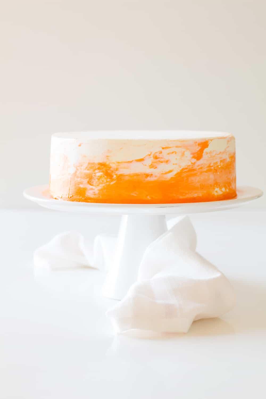 An Unhealthy Birthday Cake