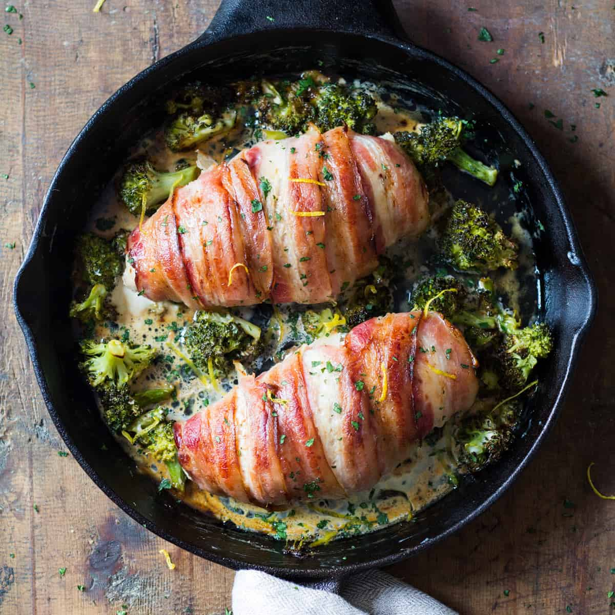 How to Cook Chicken Tournedos eHow