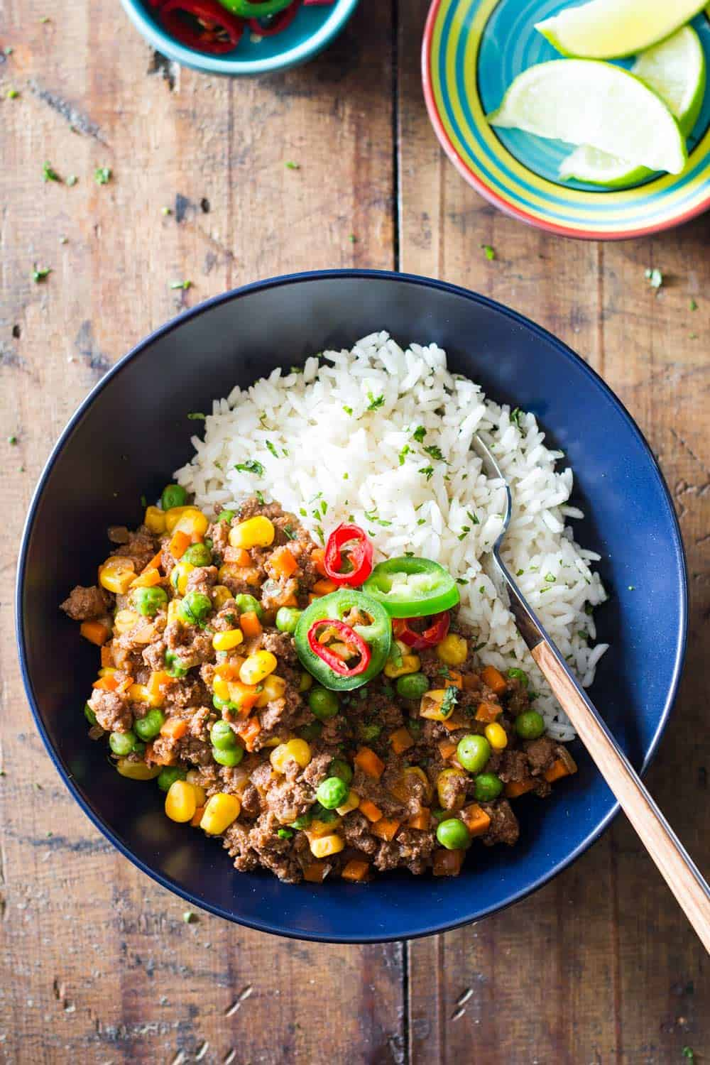 20-Minute Mexican Picadillo