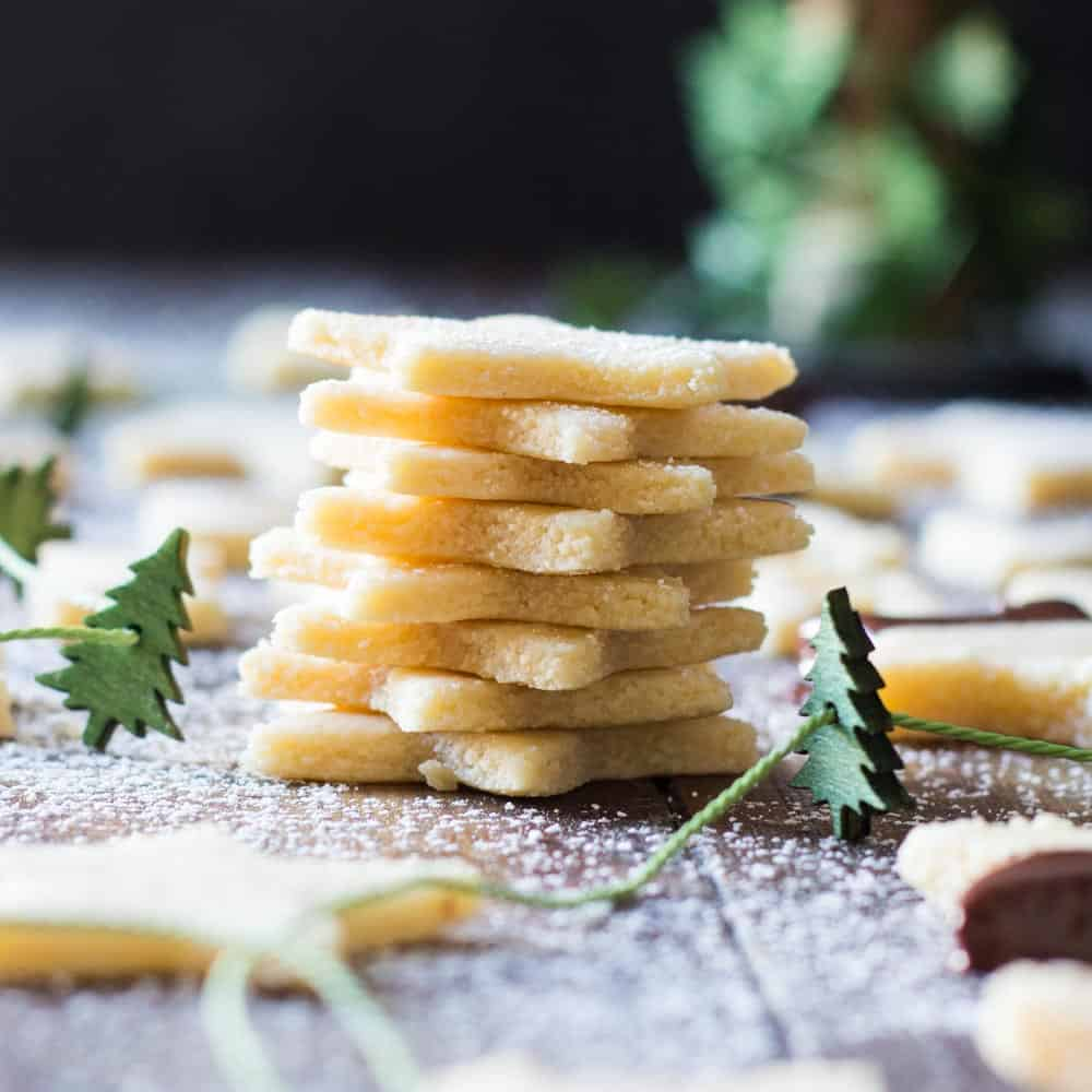 2 Ingredient Almond Flour Cookies