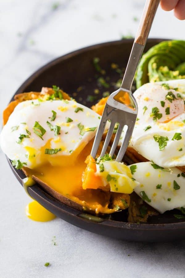 Instant pot sweet potato breakfast