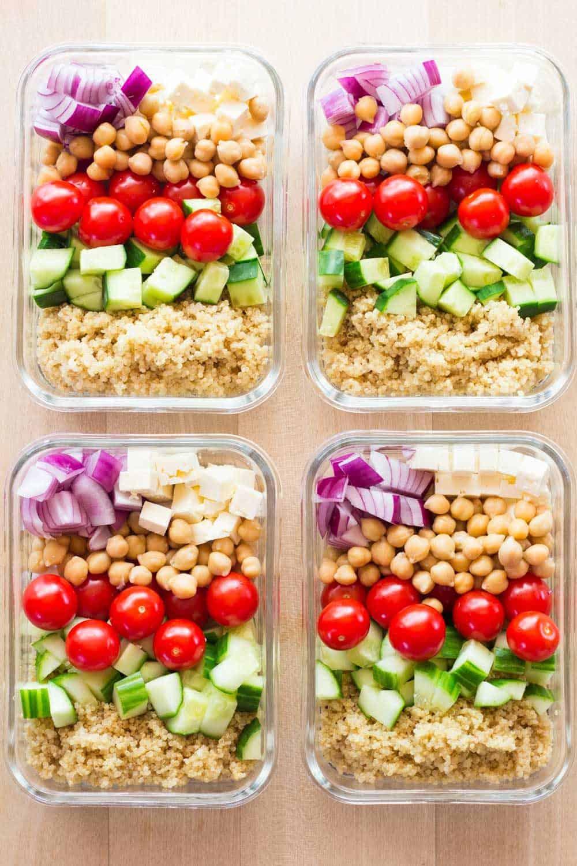 Healthy Meal Prep Bowls