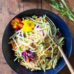 Broccoli slaw dressing