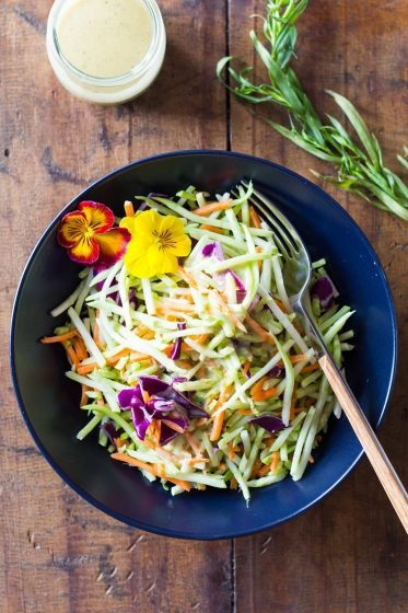 The best Broccoli Slaw Dressing