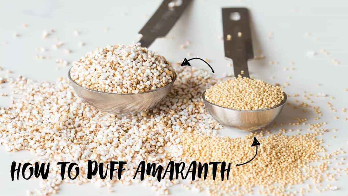 How Long To Cook Amaranth