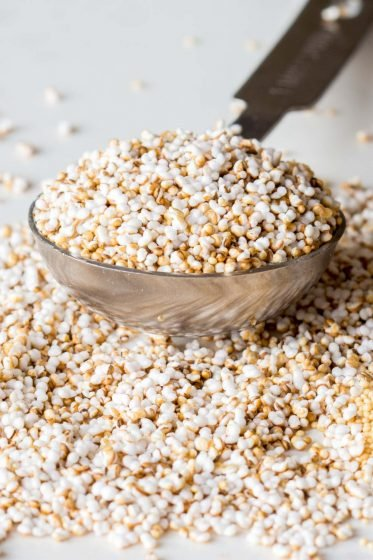 How to make Popped Amaranth