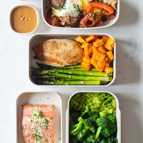 paleo meal plan + paleo diet recipes - green healthy cooking