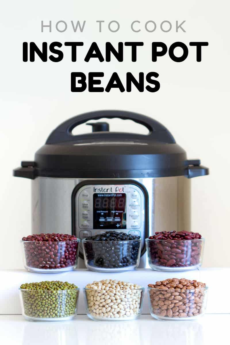 Fail-proof Instant Pot Beans