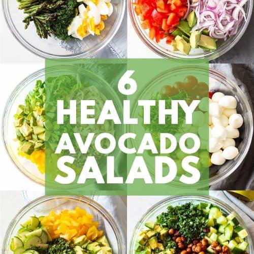 Best Avocado Salad Recipe Ever