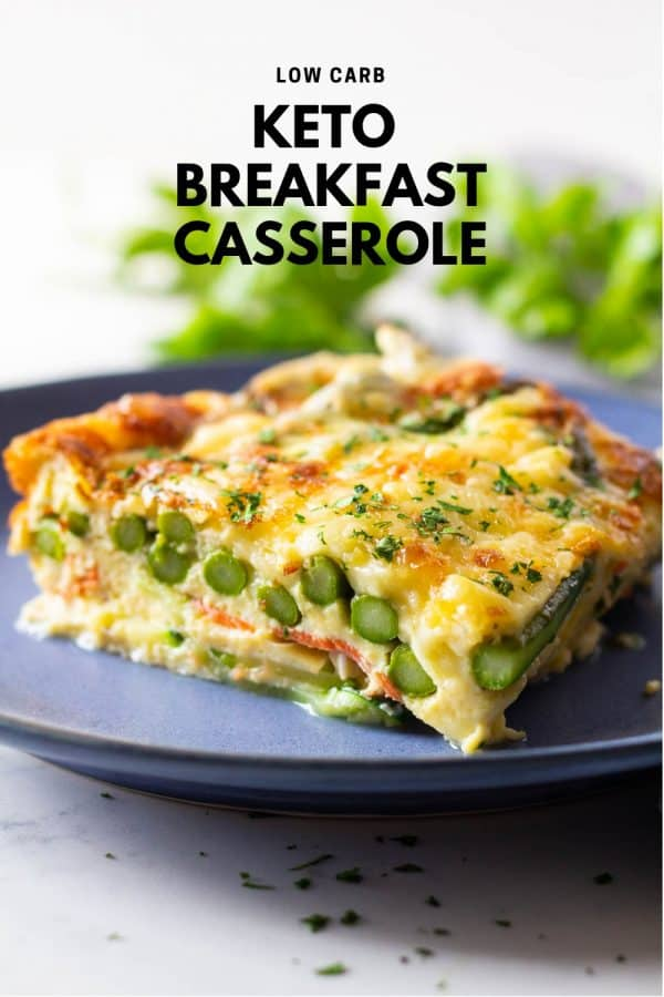 Easy Keto Breakfast Casserole