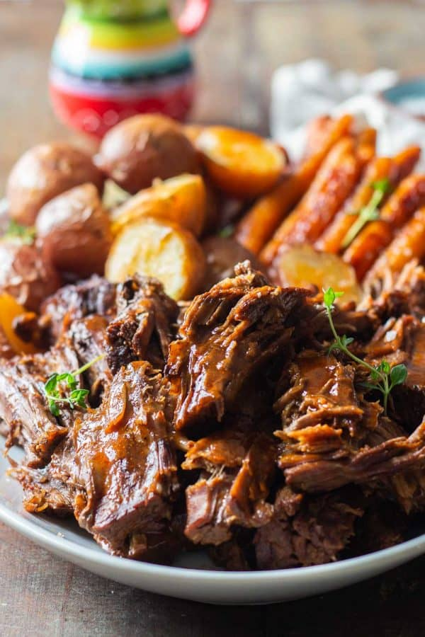 Texture of Instant Pot Pot Roast