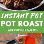Instant Pot Pot Roast Pin