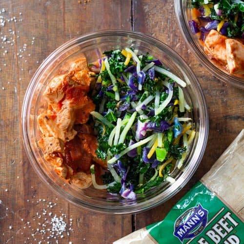 Cajun Chicken Meal Prep Bowls Green Healthy Cooking