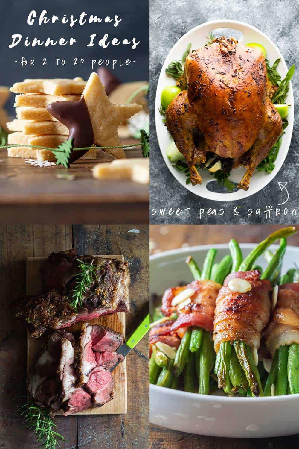 Christmas Dinner Ideas Green Healthy Cooking