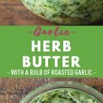 Garlic Herb Butter Pin