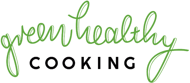 Green Healthy Cooking logo